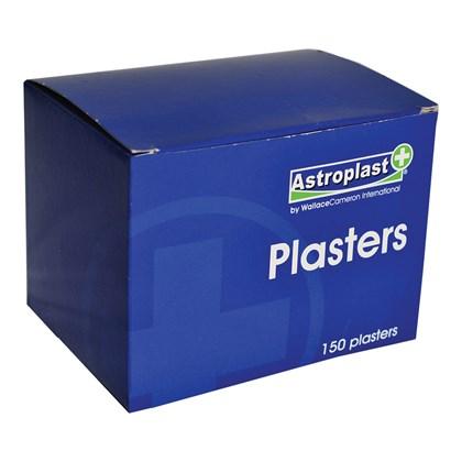 Assorted Blue Plaster