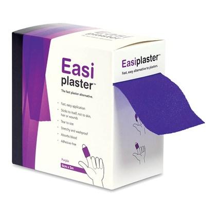 Easi Plaster Purple 6cm x 5m Qty 1