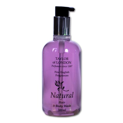 Taylor Hair & Body Wash 300ml