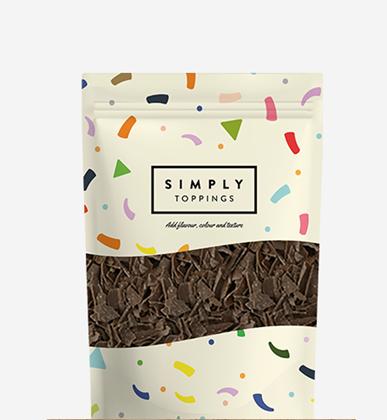 Simply Milk Chocolate Flakes 4x300g