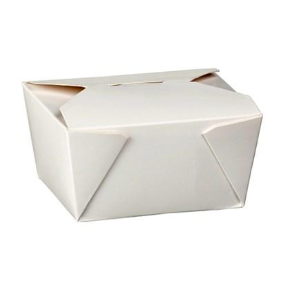No.1 White Leak Proof Boxs