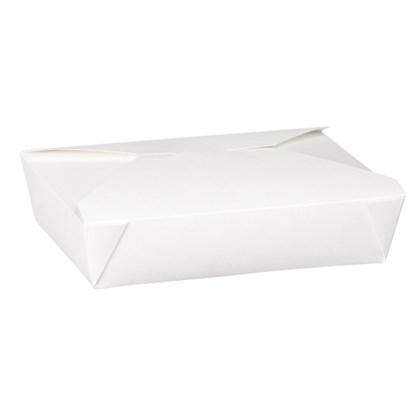 No.2 White Leak Proof Boxes