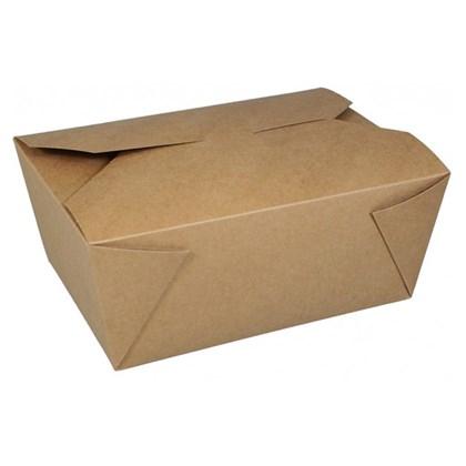 No.8 Leak Proof Brown Food Box
