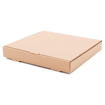 """14"""" Kraft Pizza Box Qty 50"""