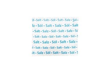 Salt Sachets 0.7g Qty 2000