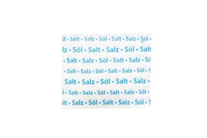 Salt Sachets 0.7g Qty 2000