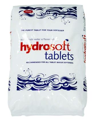 Salt Hydrosoft Tablets 25kg