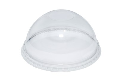 16-20oz rPET Dome Lid no Hole