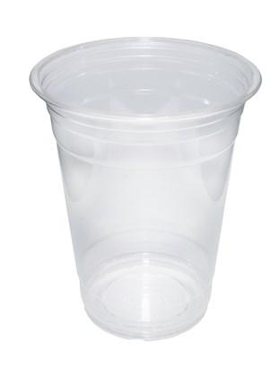 12-14oz Clear Cup Tumbler