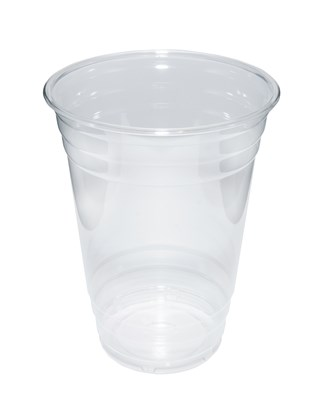 20oz rPET Clear Cup Tumbler