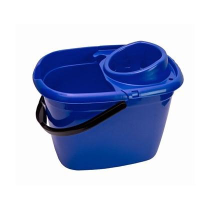 Blue Mop Bucket 12L