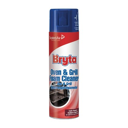 Bryta Oven and Grill Foam Cleaner 500ml