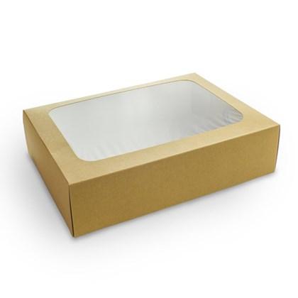 Regular sandwich platter box Qty 50