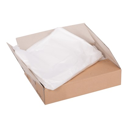 """Square Bin Liners 24""""x24"""" pack 1000"""