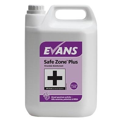 Safe Zone Plus 2x5Litre