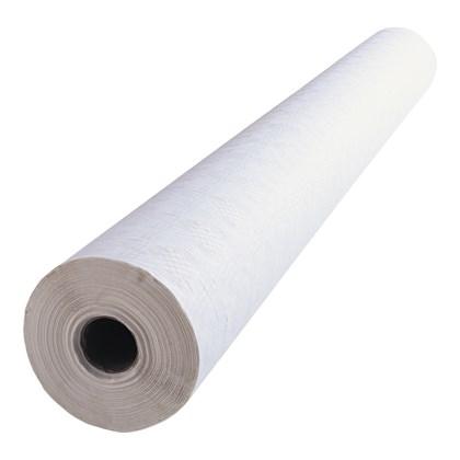 White Paper Banqueting Roll White 120cm x 100m