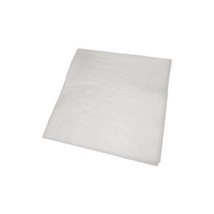 40x40 3ply 8 fold Napkin White Qty 1000