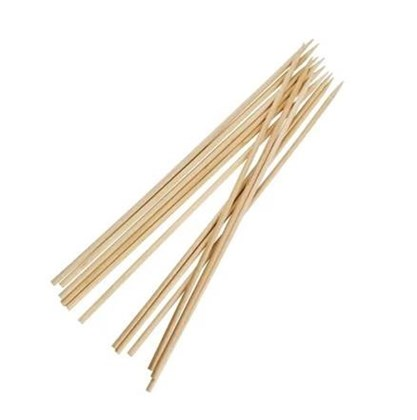 Wooden Skewers 180mm Qty200
