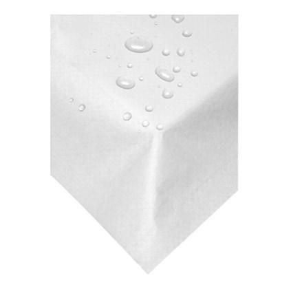 Swansilk White Table Cover 120cm