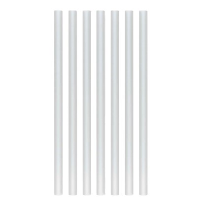 Clear Super Jumbo Straws 200x9mm Qty 200
