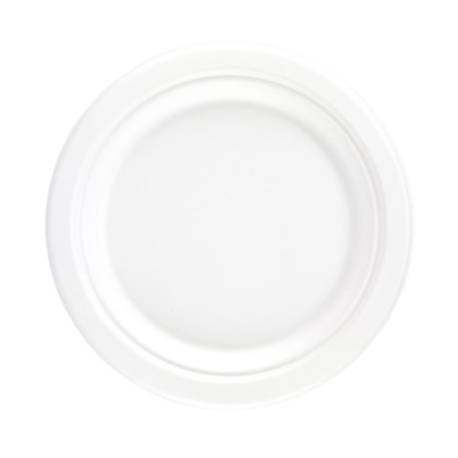 """7"""" Bagasse Bio Plate"""