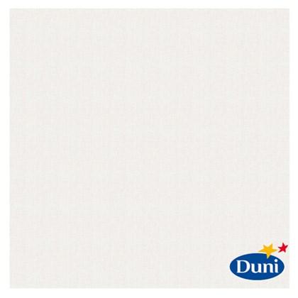 Dunisilk Linnea White Slip Cover 84x84cm