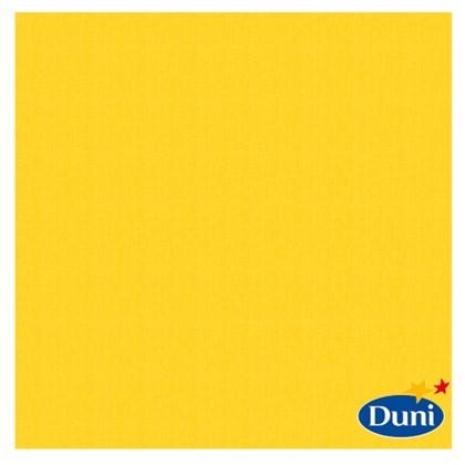 Dunisilk Linnea Yellow Slip Cover 84x84cm