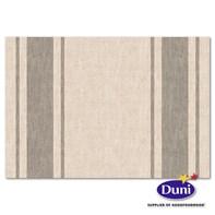38x54cm Premium Towel Napkin Malia Black