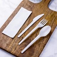 CPLA Cutlery Kit Qty 250