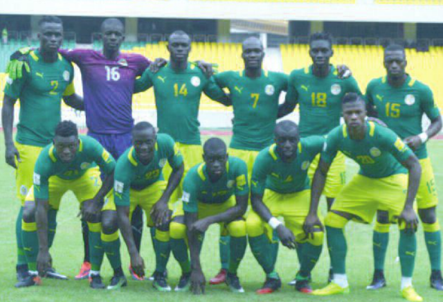CAN 2017 - Amical: le Sénégal bat le Congo 2-0