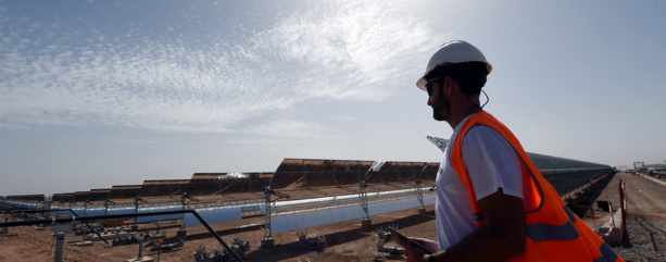 Energie : La BAD cofinance une centrale � �nergie solaire au Maroc