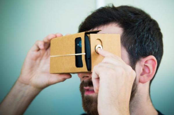 Google pr�pare �galement son casque � r�alit� virtuelle