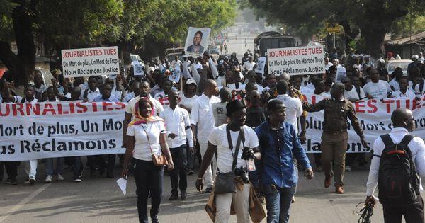 Guin�e�: rivalit�s mortelles au si�ge de l'opposition
