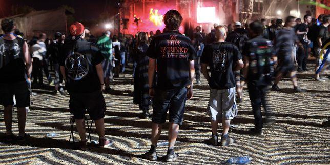Le festival Hellfest priv� de subvention publique