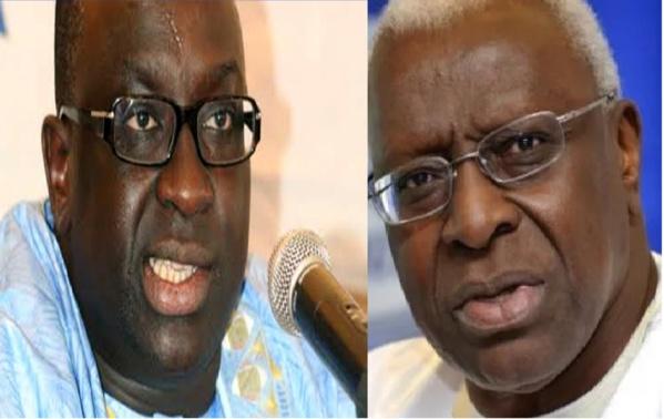 Papa Massata Diack confirme avoir saisi le TAS (Communiqu�)