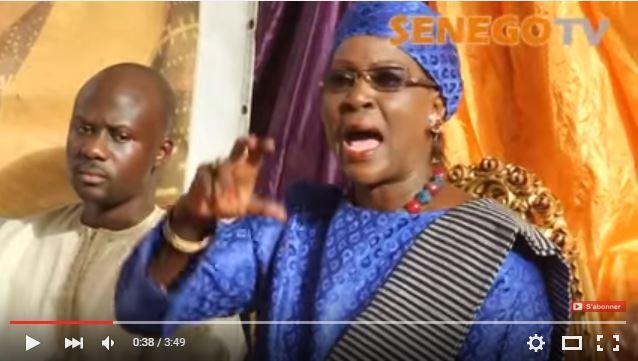 Senego TV: Amsatou S. Sidib� d�plore le manque de cadre de concertation�
