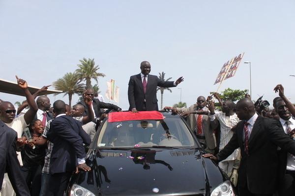 � Sokone ce week end : Idrissa Seck fait d'une pierre deux coups�