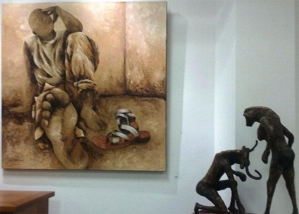 une-exposition-de-cheikh-keita-et-mamady-seydi-fait-la-chronique-de-la-vie-quotidienne-senegalaise
