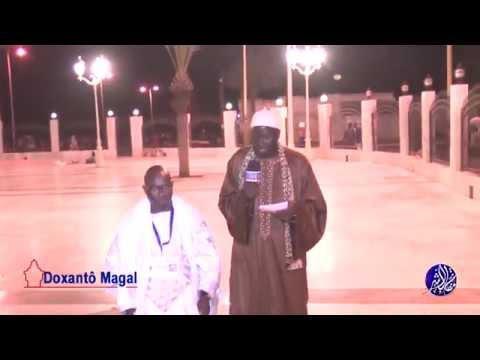 Doxantou Magal Touba 2015 serigne wadane ak serigne abdou lahad diakhat� - Murid Channel