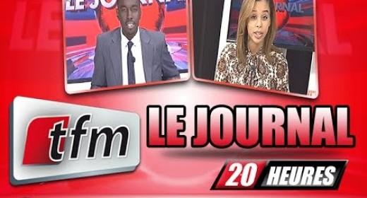 jt-fran-ais-20h-du-lundi-08-fevrier-2016-avec-cheikh-tidjane-diao-et-lea-ndiaye-tfm