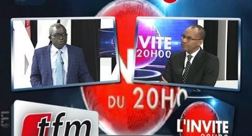 l-039-invite-du-20h-babacar-justin-ndiaye-journaliste-politologue-lundi-08-fevrier-2016-tfm
