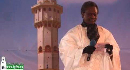 Magal 2015 - Serigne Modou Kara fond en larmes devant ses talib�s - TFM