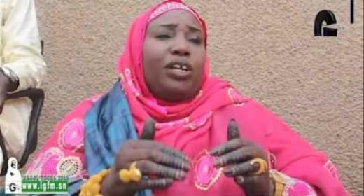 Magal 2015 - Sokhna Fatou Bintou Diop revient sur la grandeur de Serigne Touba - TFM
