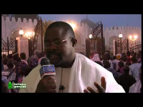 Plateau Special Serigne Wadane Diop Serigne Cheikhouna Abdou Woudod - Murid Channel
