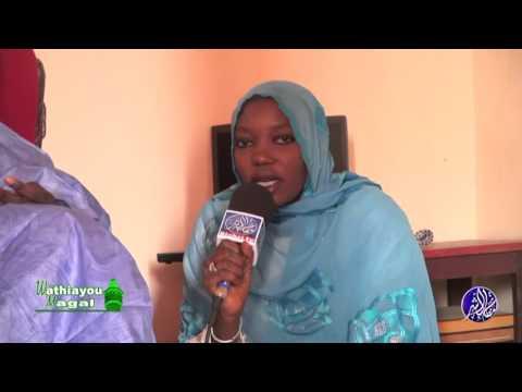 Wathiayou Magal Touba Avec Serigne Abo Mbacke - Murid Channel