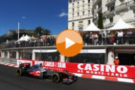 Monaco Race Viewing