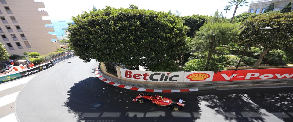 Joel Robuchon Terrace - Monaco Grand Prix