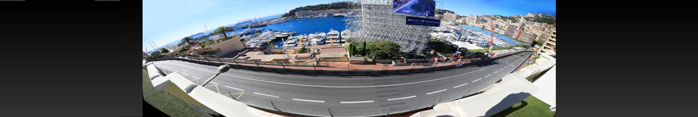 Midi Terrace - Monaco Grand Prix
