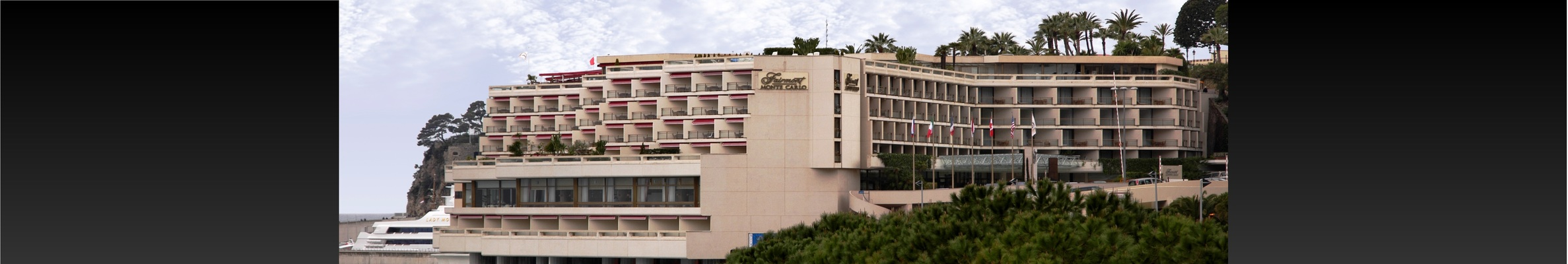 Fairmont Hotel - Monaco GP