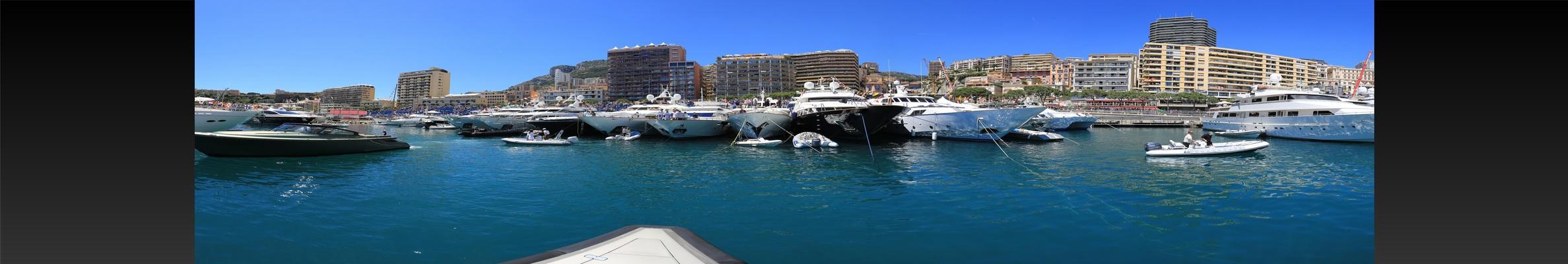 Monaco Grand Prix Tender